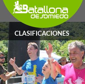 Clasificaciones La Batallona