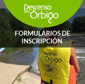 Inscripción Río Órbigo