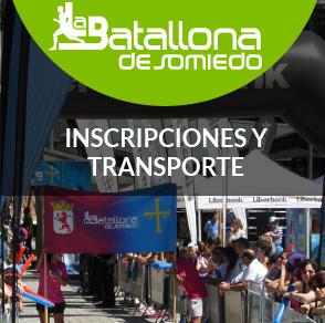 Inscripciones La Batallona