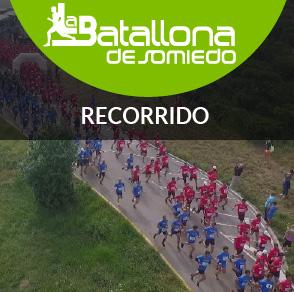 Recorrido La Batallona