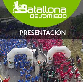 Presentación La Batallona