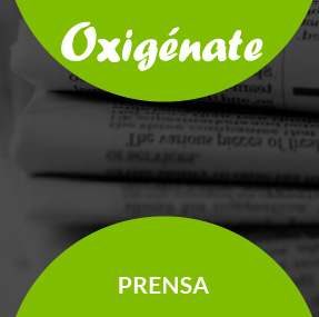 Oxigenate en los medios