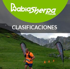 Clasificaciones Babia Sherpa Tour