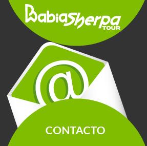Babia Sherpa Tour contacto