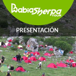 Presentación Babia Sherpa Tour
