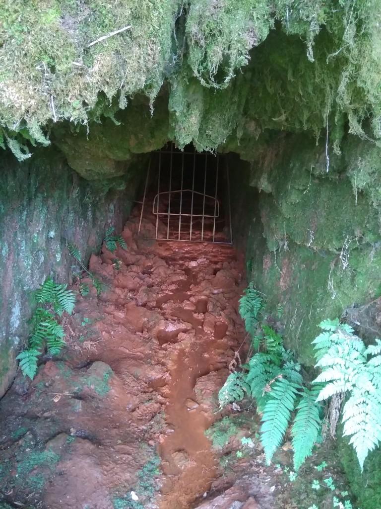 ruta de las minas