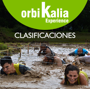Clasificaciones Orbikalia Experience