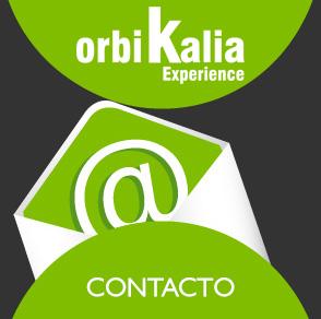 Orbikalia Experience contacto
